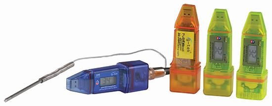 Recorders for Temperature Monitoring-G-Tek Corporation Pvt Ltd