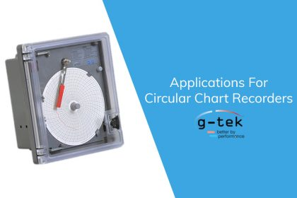 Applications For Circular Chart Recorders-Gtek-Corporation-India