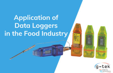 Application of Data Loggers in the Food Industry - G-Tek Corporation India