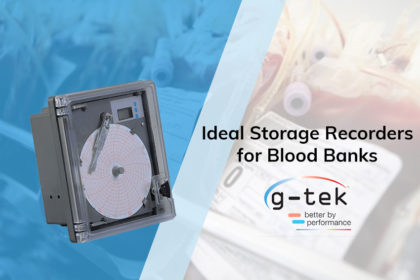 Ideal Storage Recorders for Blood Banks