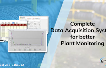 Data Acquisition System For Plant Monitoring-Gtek Corporation Pvt Ltd