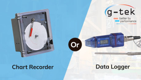 Chart Recorders or Data Loggers for Your Business-G-Tek Corporation