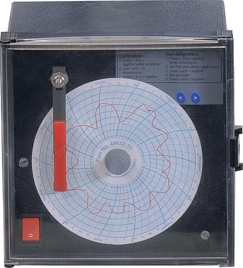 Circular Chart Recorder Series CR-4-No Display-G-Tek Corporation India