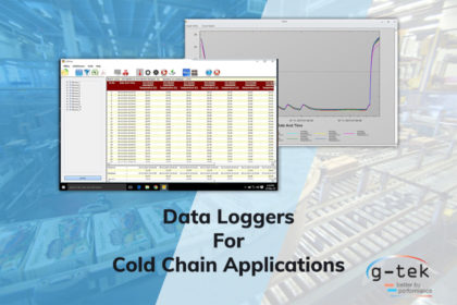 Data Loggers For Cold Chain Applications-G-Tek Corporation