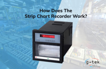 How Does The Strip Chart Recorder Work-G-Tek Corporation