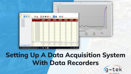 Data Acquisition System With Data Recorders-G-Tek Corporation India