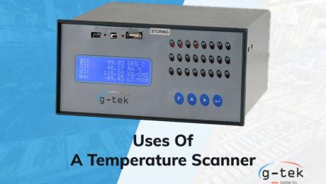 Uses Of A Temperature Scanner-G-Tek Corporation Pvt Ltd