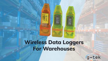 Wireless Data Loggers For Warehouses-G-Tek Corporation Pvt Ltd
