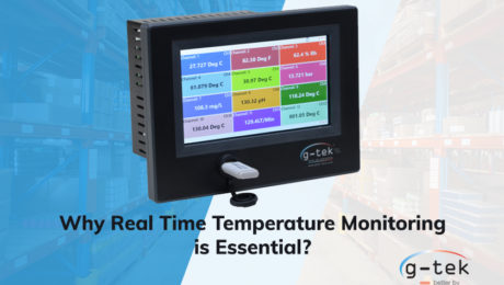 Why Real Time Temperature Monitoring is Essential-G-Tek Corporation