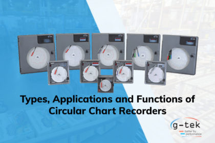 Types-Applications and Functions of Circular Chart Recorders-G-Tek Corporation