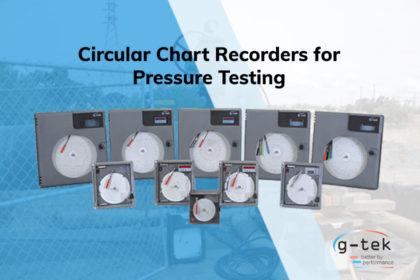Circular Chart Recorders for Pressure Testing-G-Tek Corporation Pvt Ltd