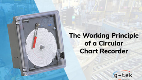 The Working Principle of a Circular Chart Recorder-G-Tek Corporation Pvt Ltd