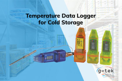 Temperature Data Logger for Cold Storage-G-Tek Corporation Pvt Ltd