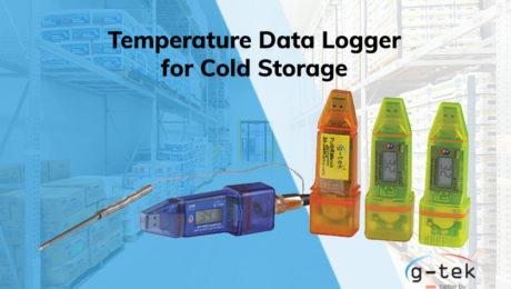 Temperature Data Logger for Cold Storage-G-Tek Corporation Pvt Ltd