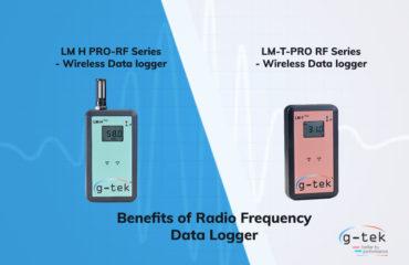 Benefits of Radio Frequency Data Logger-G-Tek Corporation Pvt Ltd