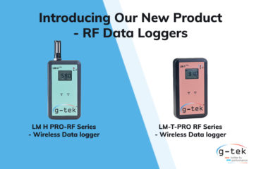 Introducing Our New Product-RF Data Loggers-G-Tek Corporation Pvt Ltd