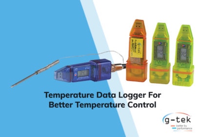 Temperature Data Logger For Better Temperature Control-GTek-Corporation