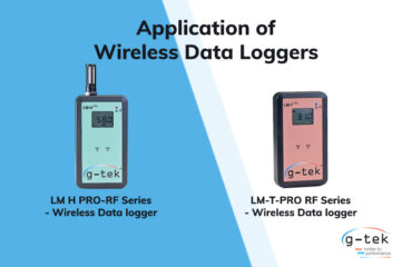 Application of Wireless Data Loggers