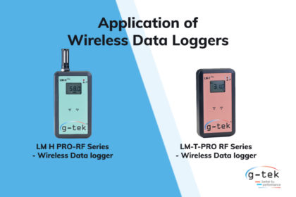Application of Wireless Data Loggers