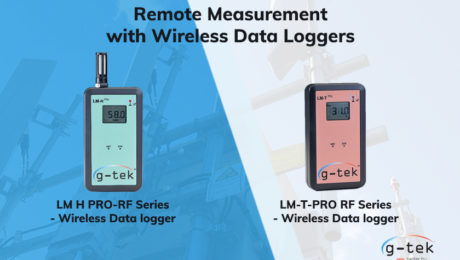 Remote Measurement with Wireless Data Loggers-G-Tek Corporation Pvt Ltd