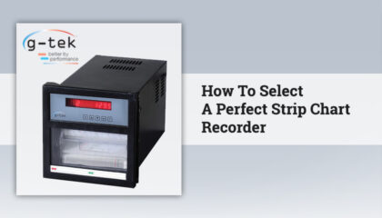 How-To-Select-A-Perfect-Strip-Chart-Recorder-G-Tek-Corporation-Pvt-Ltd