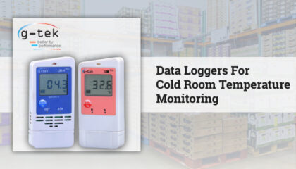Data Loggers For Cold Room Temperature Monitoring-G-Tek Corporation Pvt Ltd