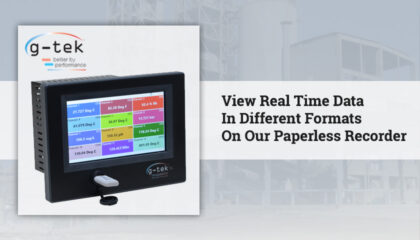 View-Real-Time-Data-In-Different-Formats-On-Our-Paperless-Recorder-G-Tek-Corporation-Pvt-Ltd