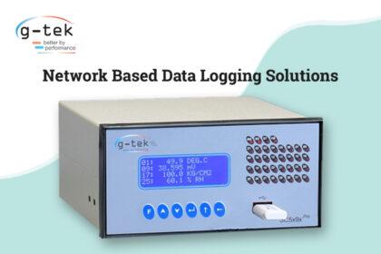 Network Based Data Logging Solutions-G-Tek Corporation Pvt Ltd